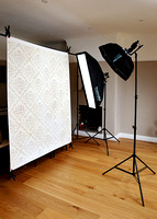 New camera body - test portrait and studio set up