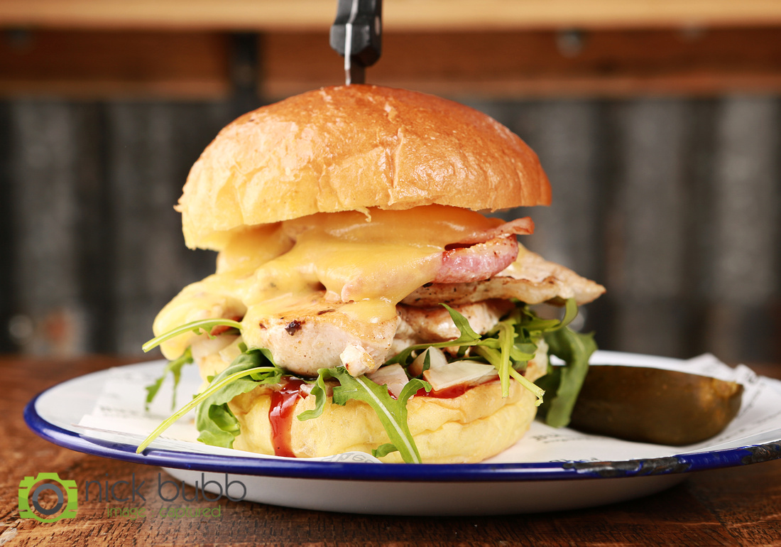 Burger Shed 41 Chester