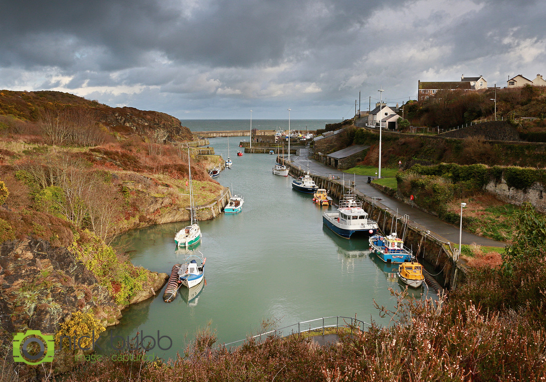 Amlwch Harbour - Anglesey